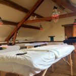 Art du massage : Salle de formation