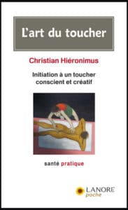 Première de couverture : L'art du toucher de Christian Hiéronimus